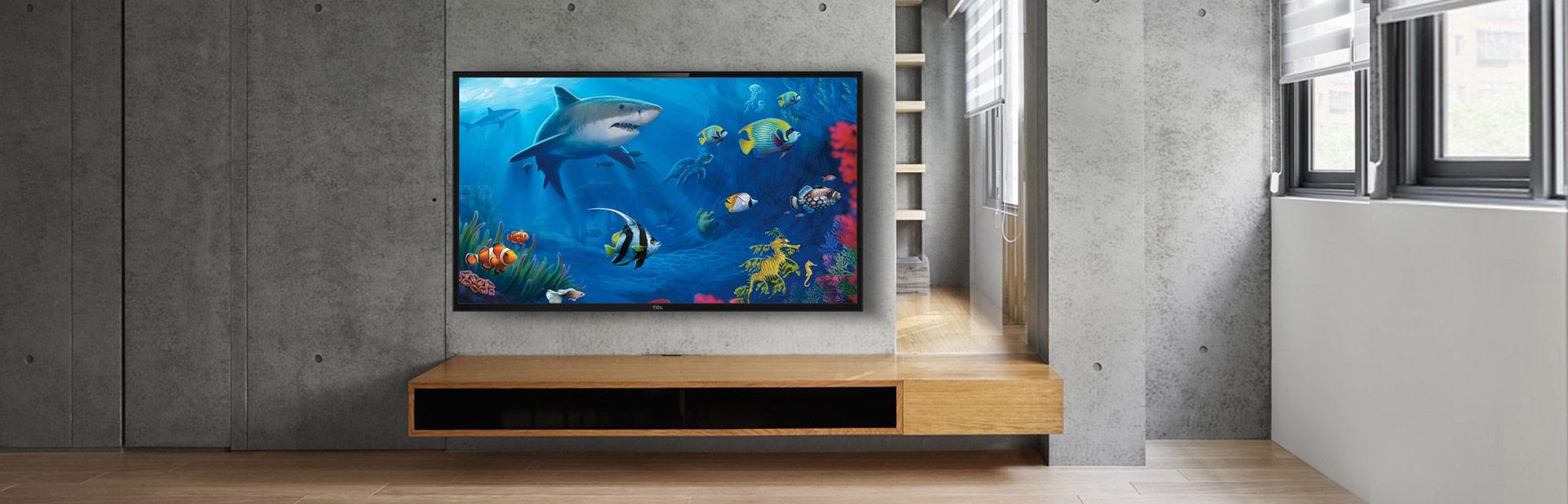 تلویزیون تی سی ال مدل D3000i