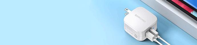 شارژر دیواری راوپاور