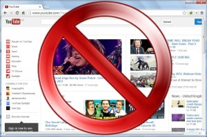 محدود کردن وبسایت