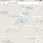 نرم افزار گوگل مپ آفلاین