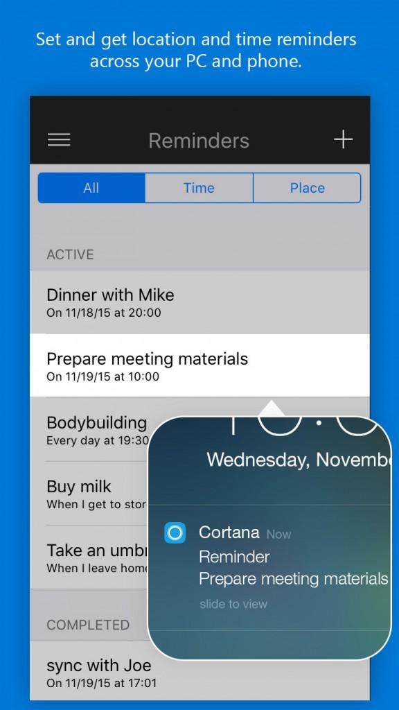 کورتانادر iOS