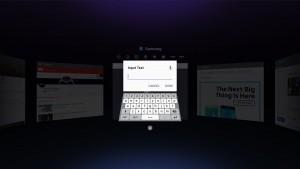 کیبورد مجازی-مررگر اینترنت هدست واقعیت مجازی وی آر
