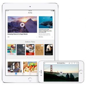 نسخه بتا iOS 9.3