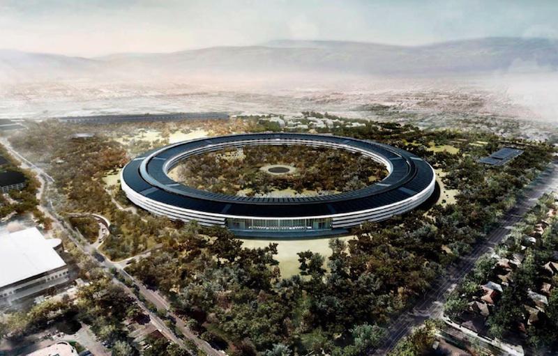 ساختمان شماره 2 شرکت اپل