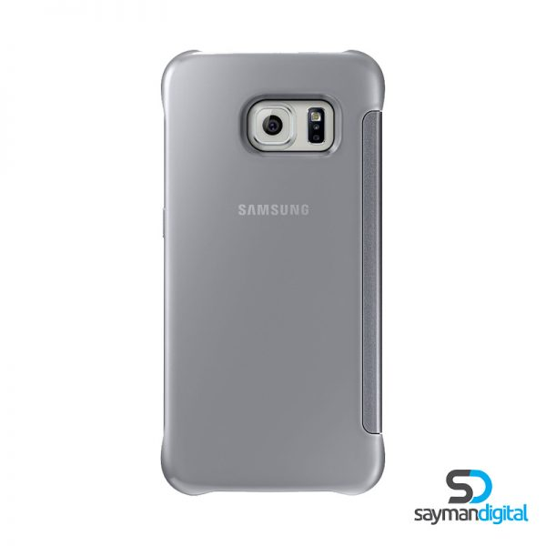 Clear View Cover For Galaxy S6 Edge Plus
