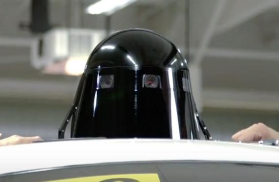 خودروی بدون راننده گوگل در حال یادگیری شرایط جوی