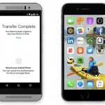 انتقال اطلاعات از اندروید به iOS