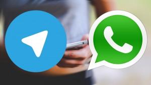 تفاوت واتس اپ و تلگرام در چیست؟