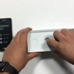 ویدیو آنباکس Galaxy A3 2016