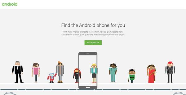 آزمون تلفن یاب گوگل
