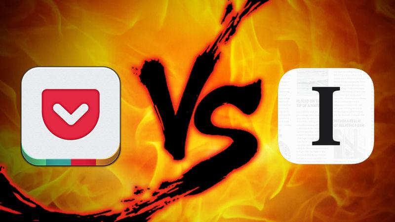 مقایسه Pocket با Instapaper