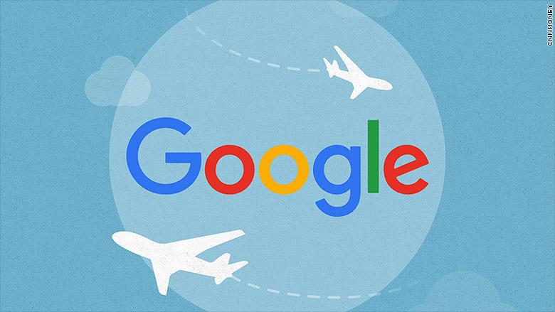 مسافرت با گوگل