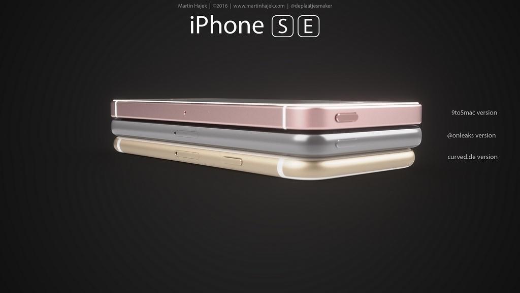 iPhone SE (آیفون اس ای)