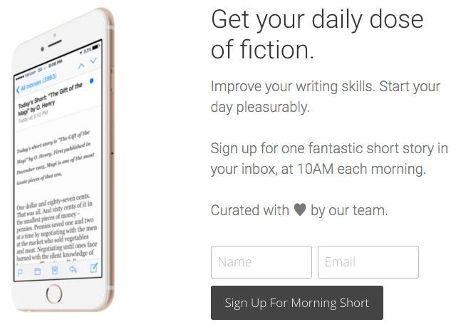 داستان های کوتاه با اپلیکیشن های رایگان