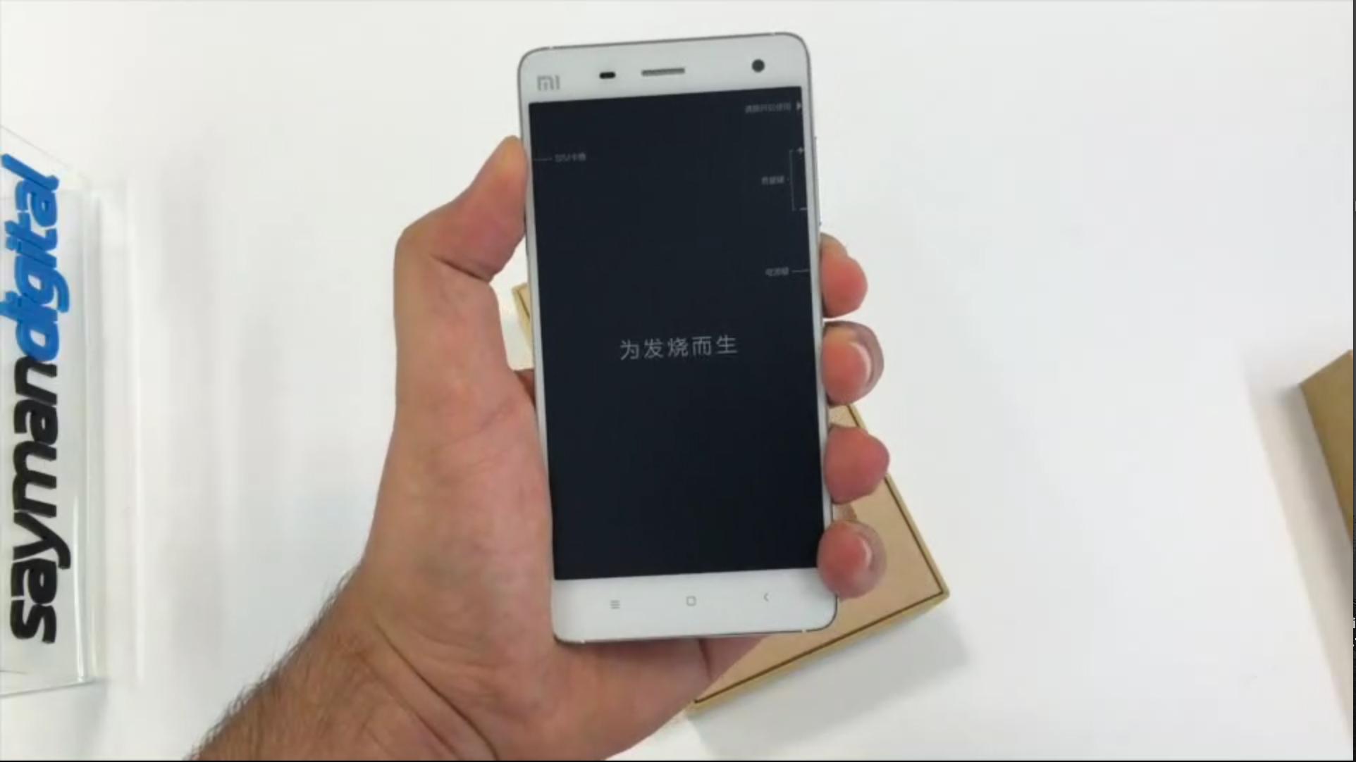 4 Xiaomi Mi
