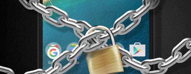 معرفی برنامه های امنیتی اندرویدی