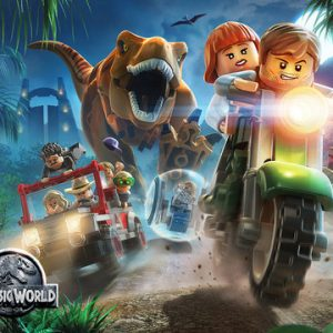 بازی LEGO Jurassic World