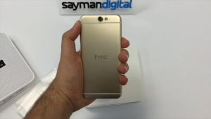 ویدیو آنباکس HTC A9