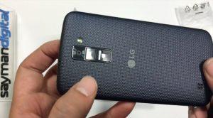 ویدیو آنباکس LG K10