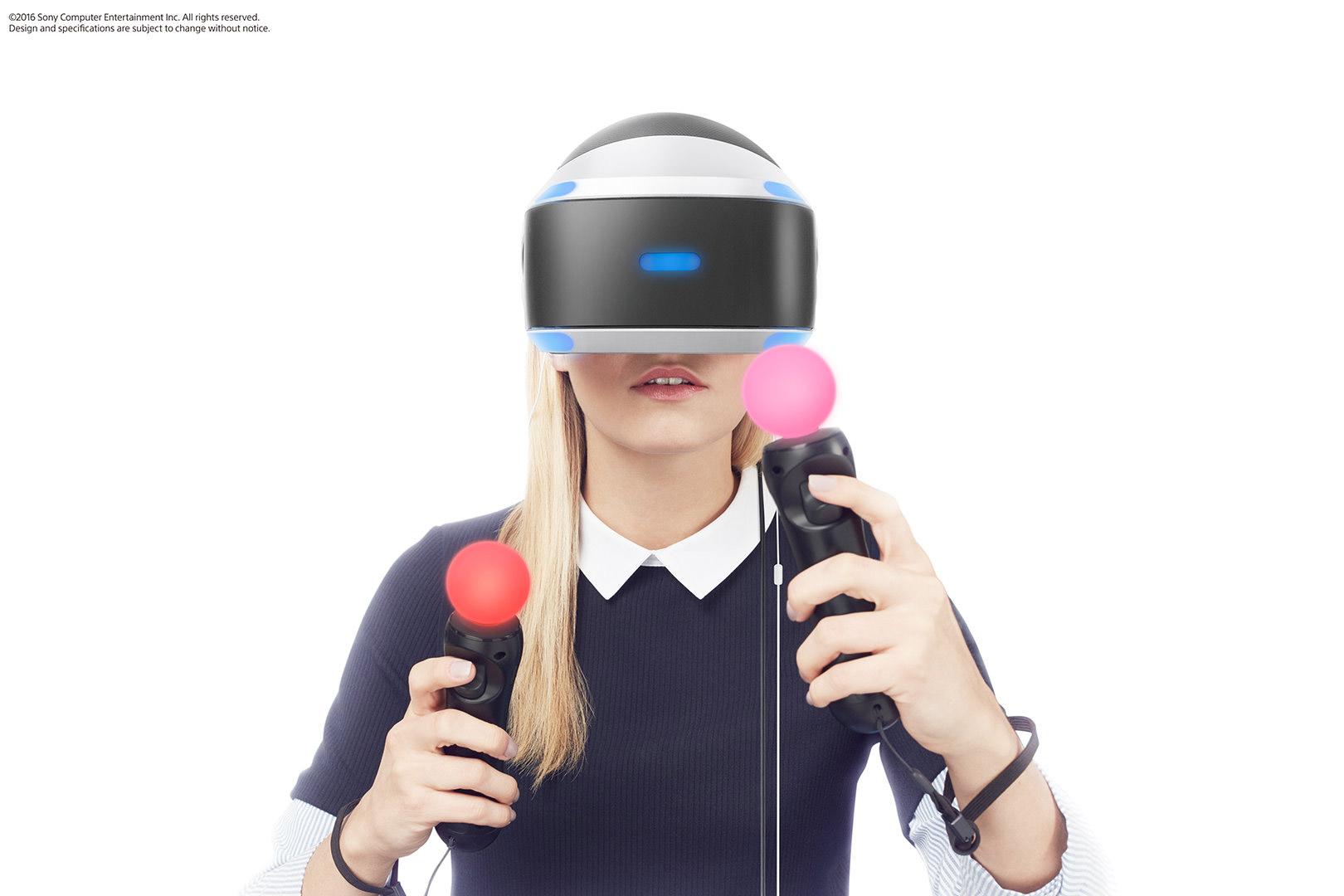 معرفی عینک واقعیت مجازی پلی استیشن 4