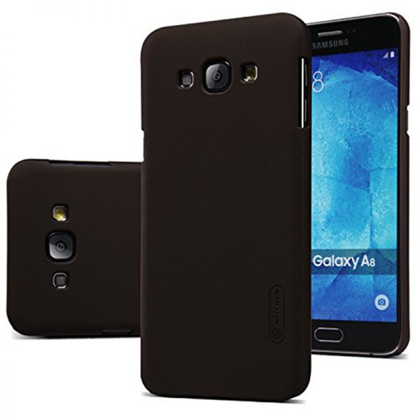 Nillkin Super Frosted Shield Cover For Galaxy A8