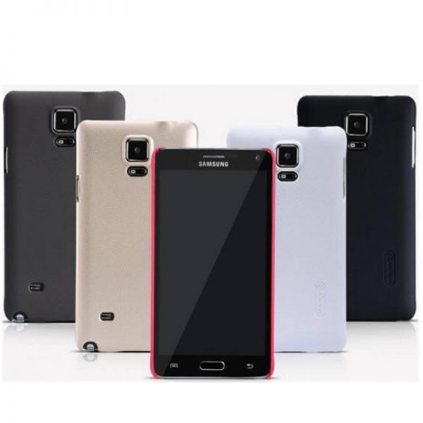 Nillkin Super Frosted Shield Cover For Galaxy Note 4