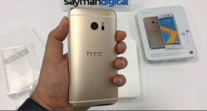 آنباکس HTC 10