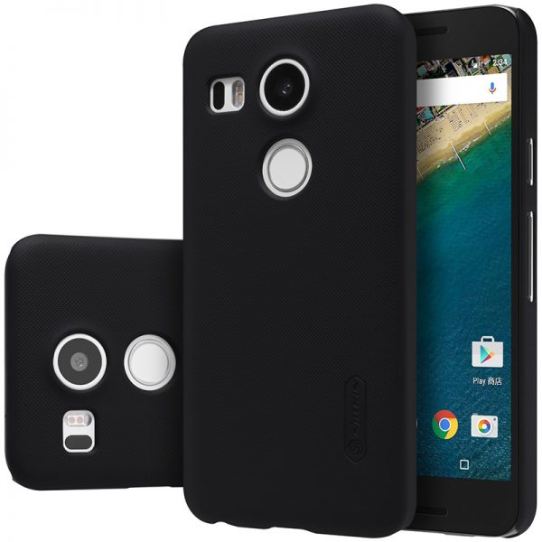 Nillkin Super Frosted Shield Cover For LG Nexus 5X