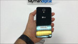 ویدیو آنباکس LG X Screen