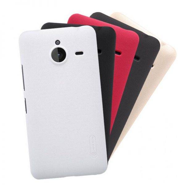 Nillkin Super Frosted Shield Cover For Microsoft Lumia 640 XL