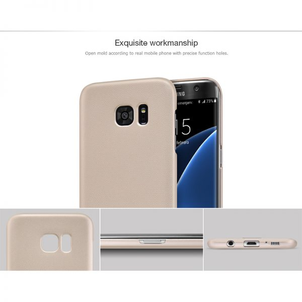 Galaxy S7 Edge Nillkin Super Frosted Shield