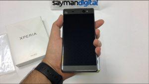 ویدیو آنباکس Sony Xperia XA Ultra