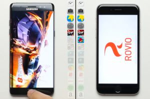 Galaxy Note 7 & iPhone 6s