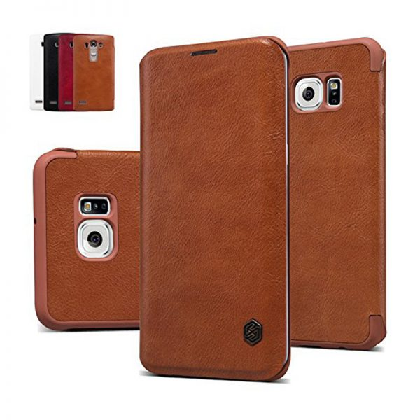 1-Nillkin-Qin-leather-case-for-Samsung-Galaxy-S6-Edge