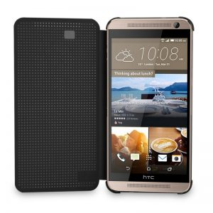 HTC Dot View Cover Case for HTC E9