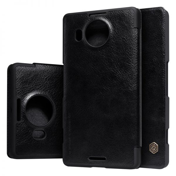 Nillkin Qin leather case for Microsoft Lumia 950 XL