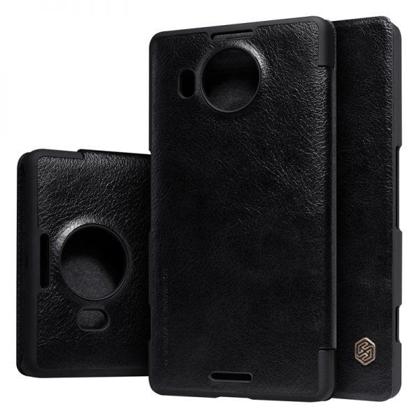Nillkin Qin leather case for Microsoft Lumia 950 XL