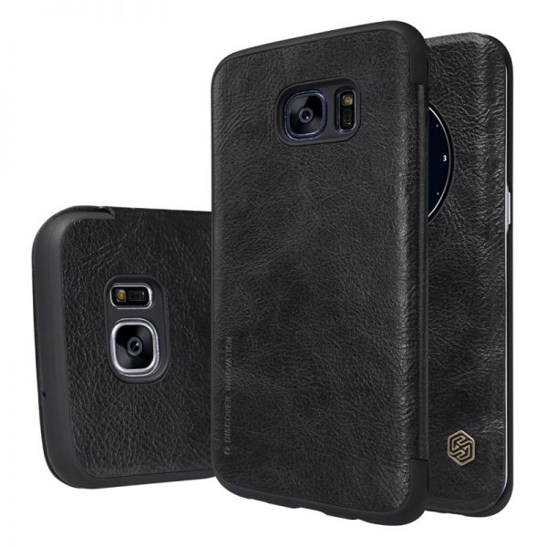 Nillkin Qin leather case for Samsung Galaxy S7 Edge