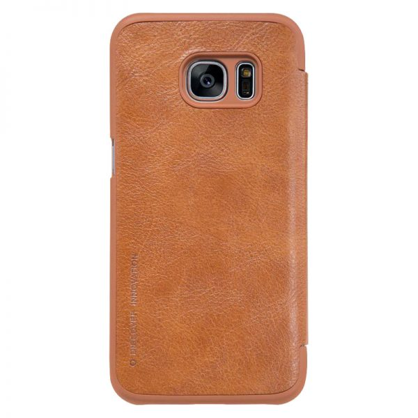 Nillkin Qin leather case for Samsung Galaxy S7