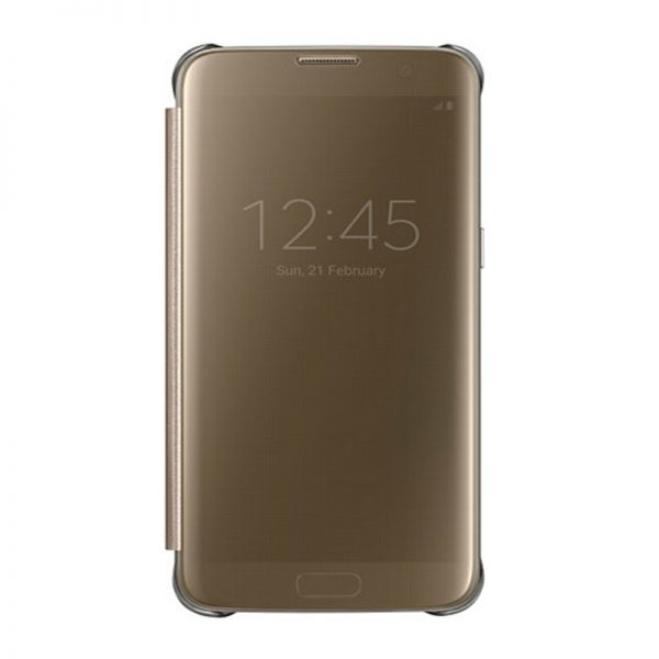 Clear View Cover S7 Edge