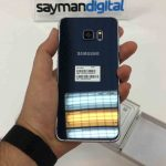 ویدیو آنباکس Samsung Galaxy S6 Edge Plus