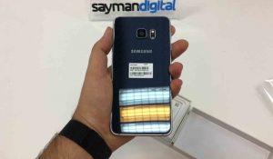 ویدیو آنباکس Samsung Galaxy S6 Edge Plus