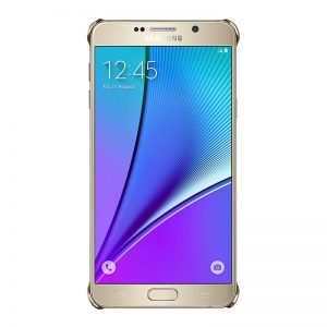 Samsung Clear Cover For Galaxy Note 5