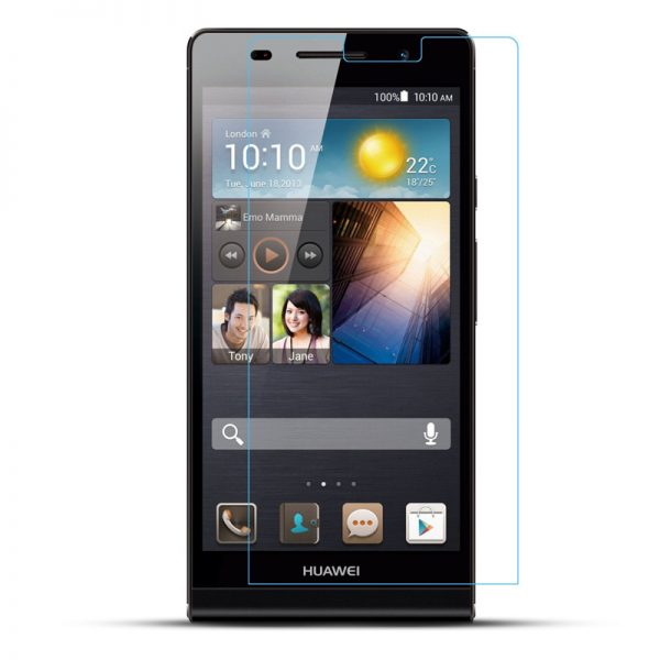 Tempered Glass Huawei Ascend P6 Screen Protector