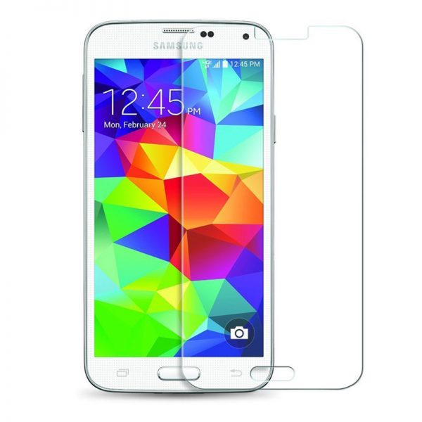 Tempered Glass Samsung Galaxy S5 Screen Protector