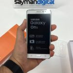 ویدیو آنباکس Samsung Galaxy On5
