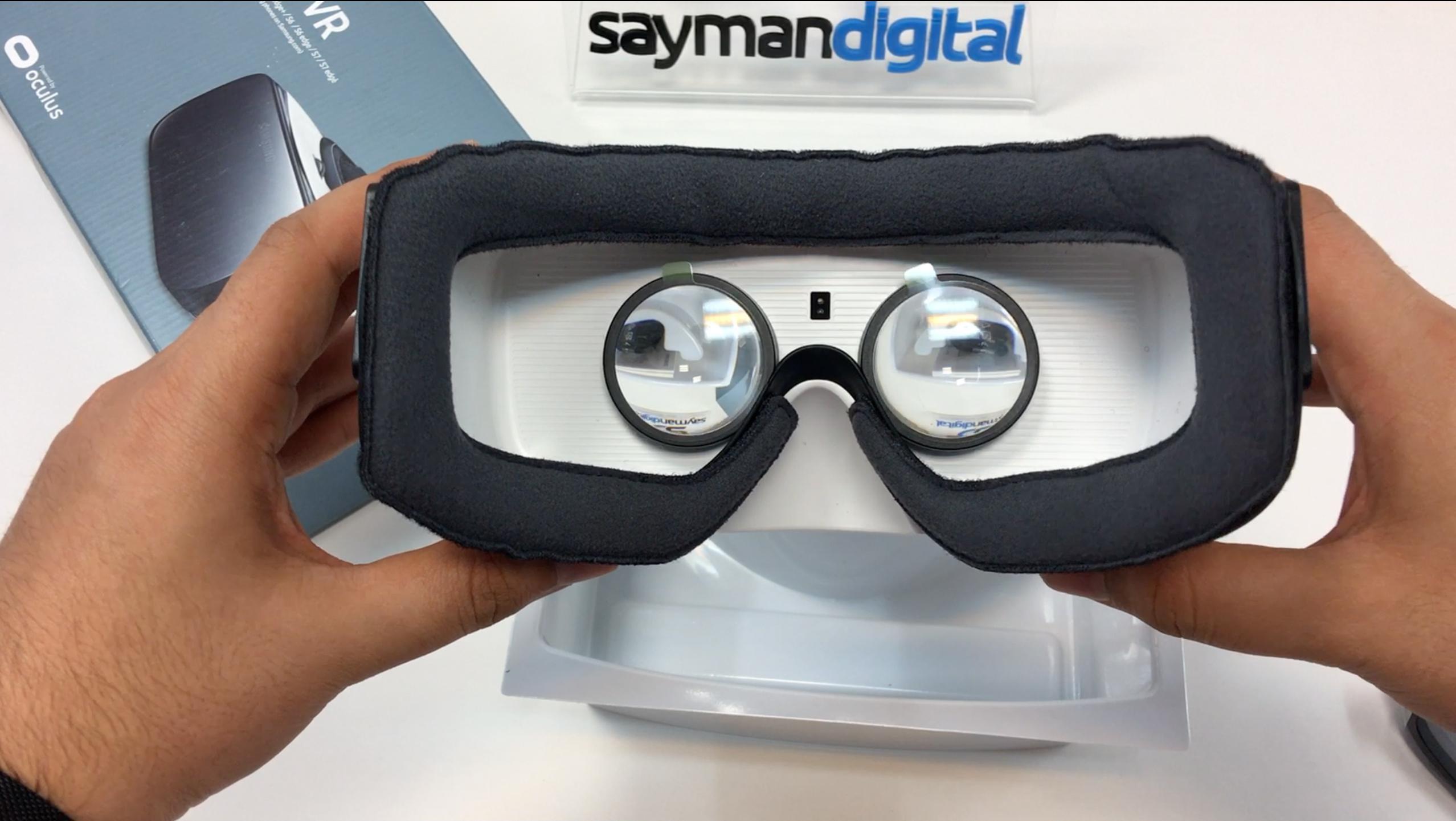 آنباکس Samsung Gear VR
