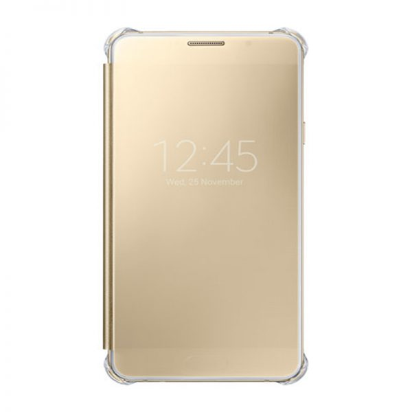 Samsung Clear View Cover For Galaxy A7 2016