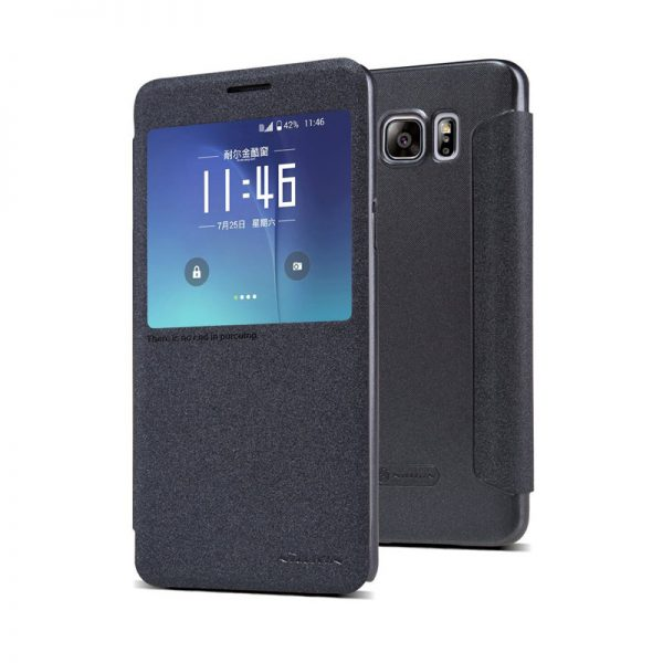 Samsung Galaxy Note 5 Nillkin Sparkle Leather Case