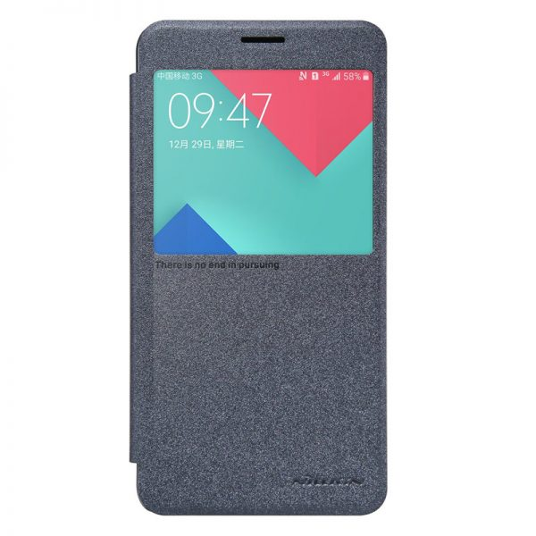 Samsung Galaxy A5 Nillkin Sparkle Leather Case Samsung Galaxy A3 Nillkin Sparkle Leather Case- - Samsung Galaxy A7 Nillkin Sparkle Leather Case